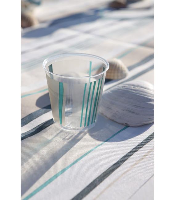 Bicchieri di Plastica Fashion Caribe 300 cc 3 confezioni