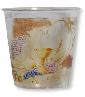 Bicchieri di Plastica Comunione 300 cc 3 confezioni