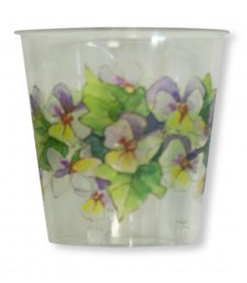 Bicchieri di Plastica 300 cc Violette 3 Confezioni