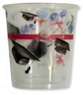 Bicchieri di Plastica PPL Laurea 250 cc