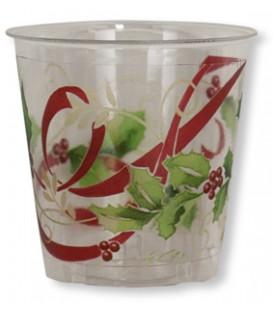 Bicchieri di Plastica Ribbon 300 cc