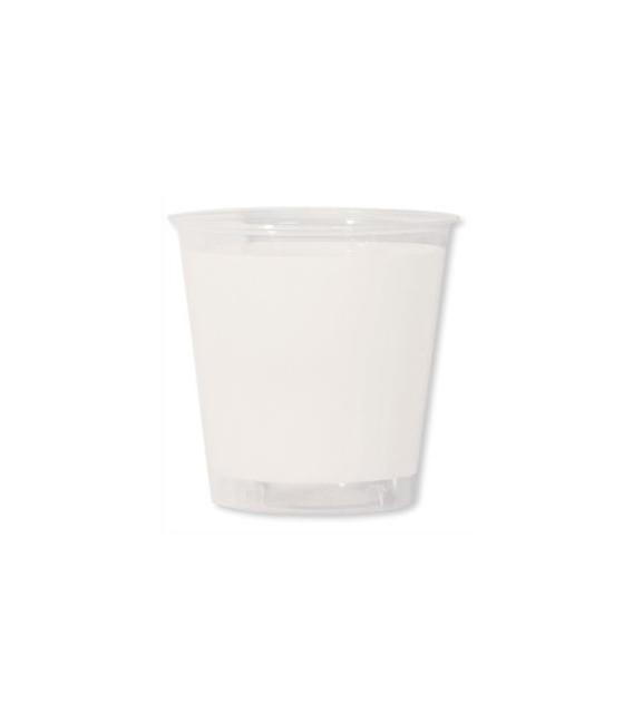 Bicchieri di Plastica Bianco 300 cc