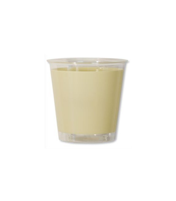 Bicchieri di Plastica Panna 300 cc