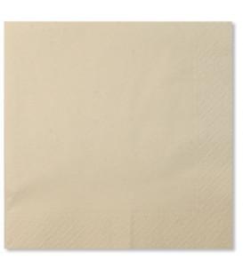 Tovaglioli Panna 33 x 33 cm 3 confezioni