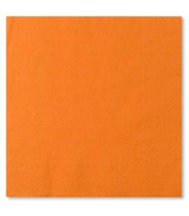 Tovaglioli 3 Veli Arancione 3 confezioni