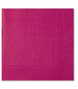 Tovaglioli Bouganville 33 x 33 cm 3 confezioni