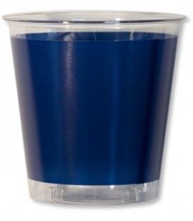 Bicchieri di Plastica Blu Notte 300 cc