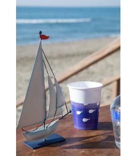 Bicchieri Compostabili Ocean 250 cc