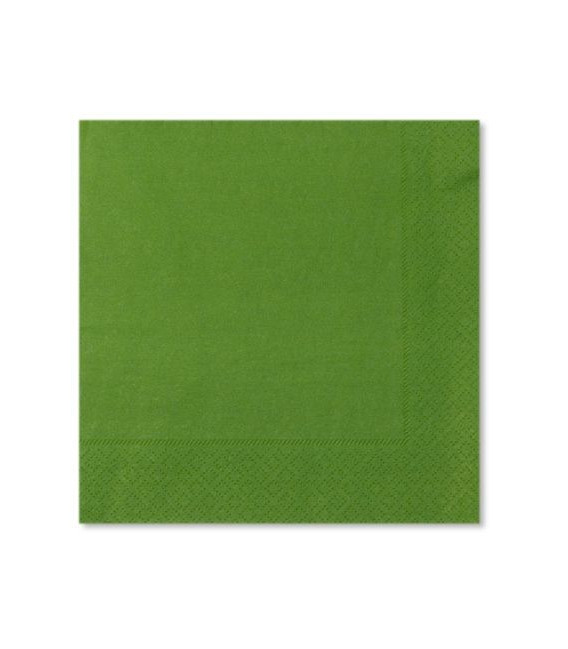 Tovaglioli 3 Veli Verde Prato
