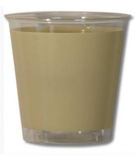 Bicchieri di Plastica Taupe 300 cc