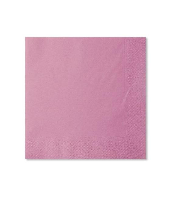 Tovaglioli 3 Veli Rosa Pastello 3 confezioni