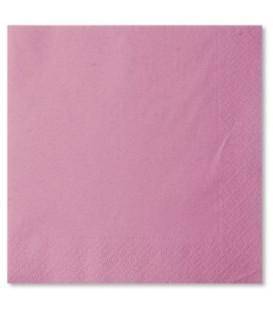 Tovaglioli 3 Veli Rosa Perlato