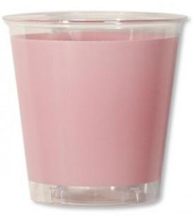 Bicchieri di Plastica Rosa Pastello 300 cc