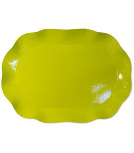 Vassoio Rettangolare Verde Lime 46 x 31 cm 1 Pz