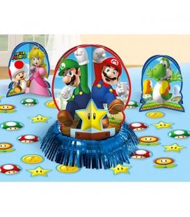 Centrotavola Super Mario Bros 23 Pz