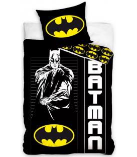 Lenzuola Batman letto singolo 140 × 200 cm, 70 × 90 cm