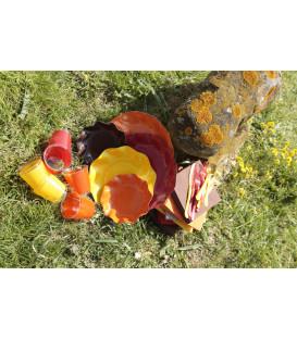 Tovaglioli Marrone Cioccolato 33 x 33 cm 3 confezioni