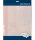 Tovaglia Rettangolare Eccomi/Baby Rosa 140 x 240 cm