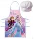 Set Grembiule e Cappello Bambino Frozen 2 Pz Disney