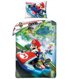 Lenzuola Super Mario Bros letto singolo