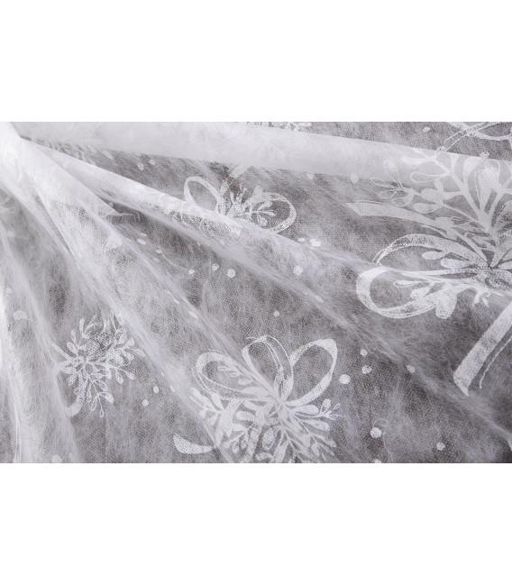 Centrotavola Tulle Christmas Bouquet 100 x 100 cm