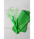 Forchette Linea Clear Head Verde