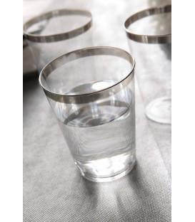 Bicchieri di Plastica Cerimonie Acqua 300 cc
