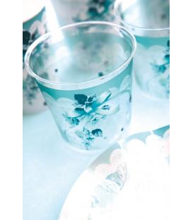 Bicchieri di Plastica Fedi Nuziali 300 cc