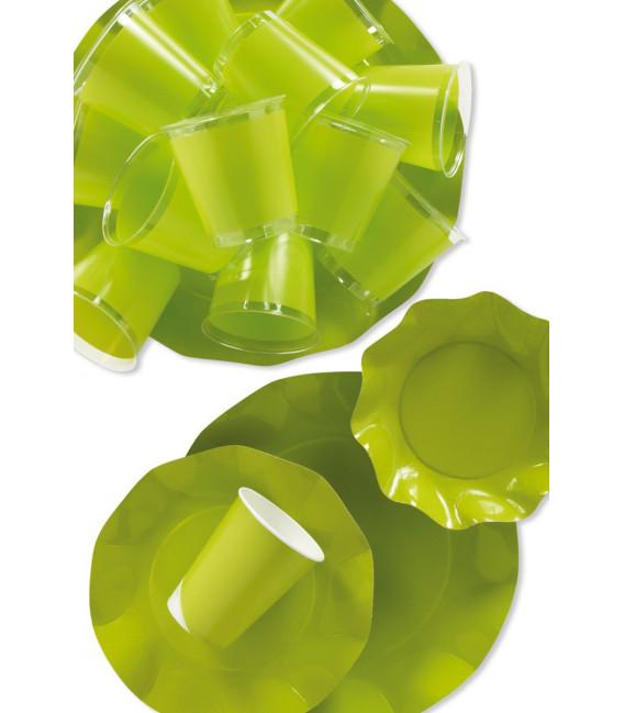 Tovaglioli 3 Veli Verde Lime