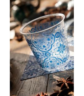 Bicchieri di Plastica Arabesque 300 cc