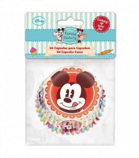 Pirottini - Cupcake Disney Topolino da Forno 60 Pz