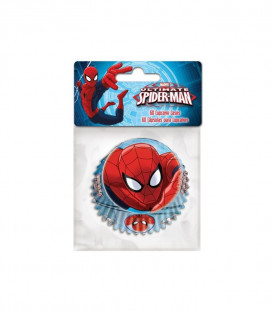 Pirottini - Cupcake Spiderman da Forno 60 Pz