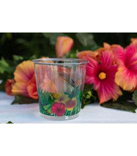 Bicchieri di Plastica Tropical 300 cc