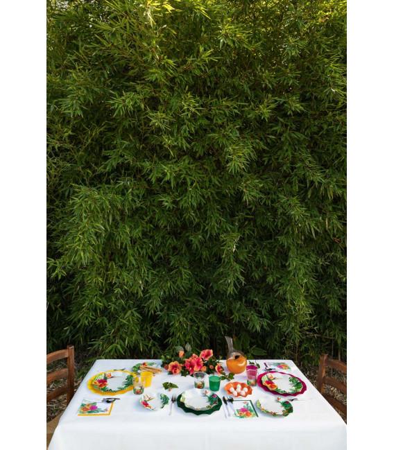 Tovaglioli 3 Veli Tropical 33x33 cm 3 confezioni
