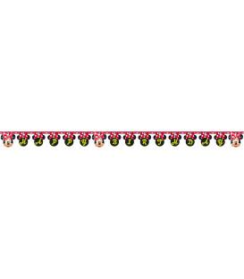 Festone Lettere Buon Compleanno Minnie Fashion Boutique Disney