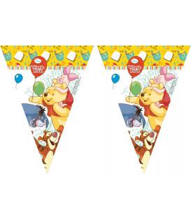 Festone Bandierine Winnie the Pooh Sweet Tweets Disney