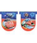 Festone Bandierine Cars 2 Disney Pixar