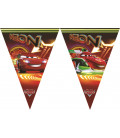 Festone Bandierine Cars Neon Disney Pixar