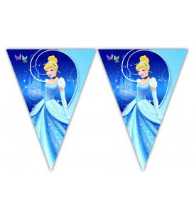 Festone Bandierine Cenerentola Disney