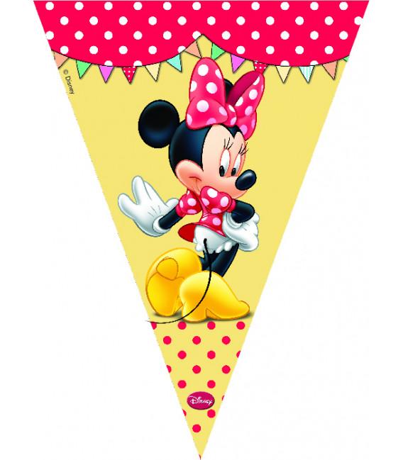 Festone Bandierine Minnie Cafè Disney
