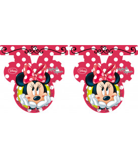 Festone Bandierine Minnie Fashion Boutique Disney