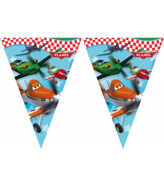 Festone Bandierine Planes Disney