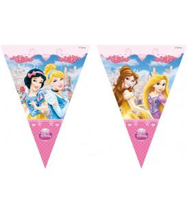 Festone Bandierine Princess Glamour Disney