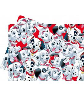 Tovaglia in Plastica 120 x 180 cm La Carica dei 100 e 1 Dalmata Disney