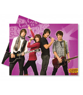 Tovaglia in Plastica 120 x 180 cm Camp Rock Disney Channel