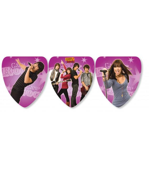 Festone Bandierine Camp Rock Disney Channel