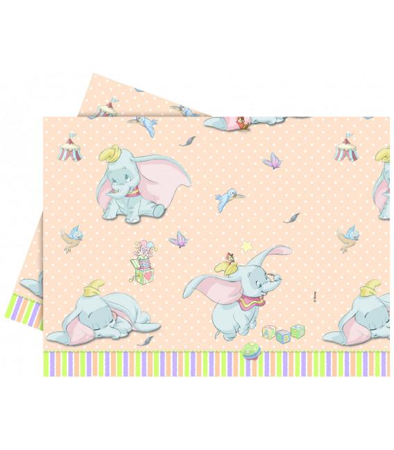 Tovaglia in Plastica 120 x 180 cm Dumbo Baby Disney
