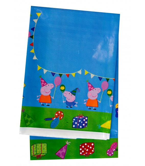 Tovaglia in Plastica 120 x 180 cm Peppa Pig