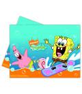 Tovaglia in Plastica 120 x 180 cm SpongeBob Surfing