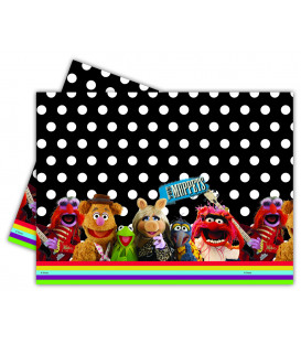 Tovaglia in Plastica 120 x 180 cm The Muppets Together Again Disney